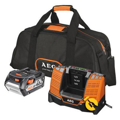 aeg Аккумулятор Li-Ion AEG SETL1240BLK 18,0 В (4932451629)