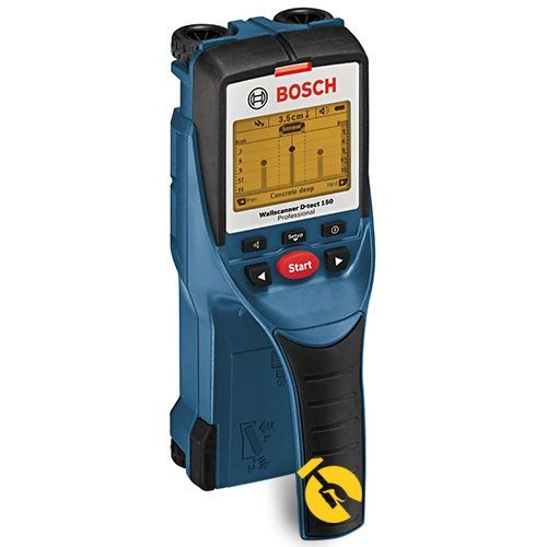 bosch Детектор неоднородностей Bosch D-tect 150 Professional  (0601010005)
