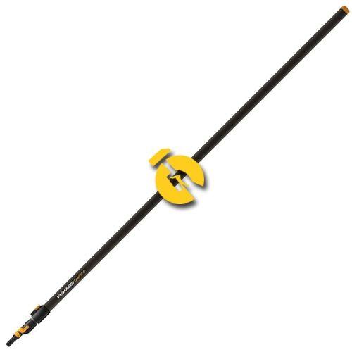 fiskars Ручка телескопическая алюминиевая Fiskars  400см (136032)