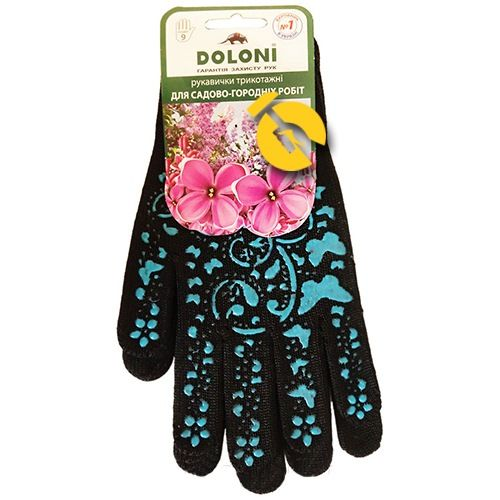 doloni Перчатки DOLONI L / р.9 711 (69267)