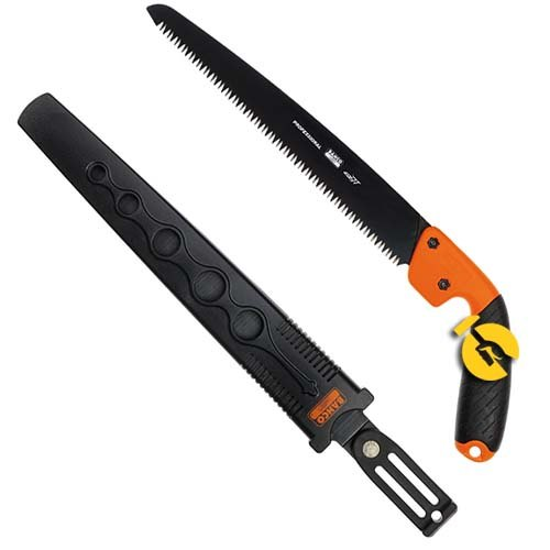 bahco Ножовка обрезная в ножнах Bahco 24 см (4124-JT-H)