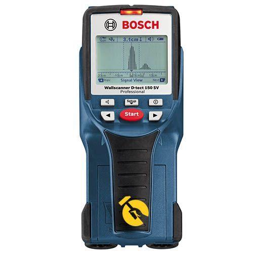 bosch Детектор неоднородностей Bosch D-tect 150 SV Professional  (0601010008)