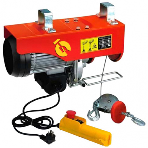 forte Таль электрическая стационарная Forte FPA  800 400кг (37689)