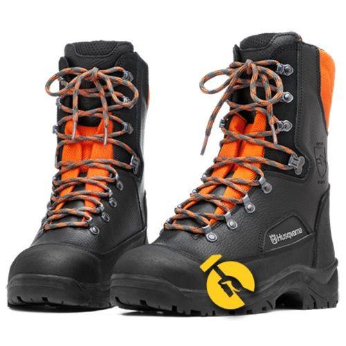 husqvarna Ботинки кожаные с защитой Husqvarna Classic 20 размер  39 (5864471-39)