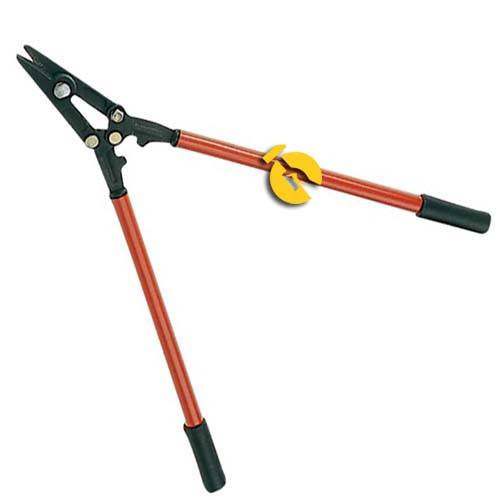 bahco Ножницы по металлу прямые Bahco 270 мм (M676)
