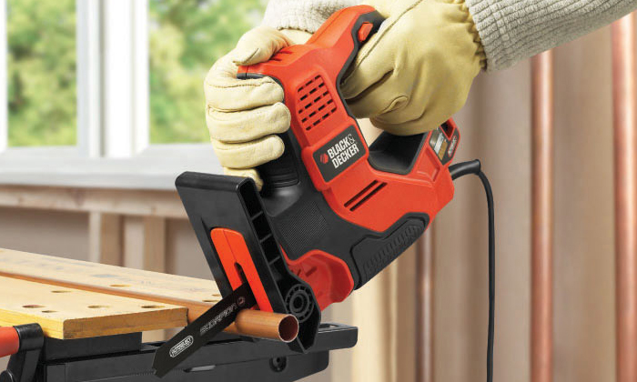 Пила Black&Decker Scorpion