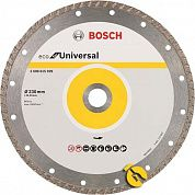 Диск алмазный турбо Bosch ECO Universal Turbo 230х22,23 мм (2608615039)