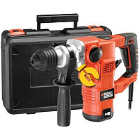 Перфоратор Black&Decker (KD1250K)