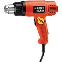 Термовоздуходувка Black&Decker (KX1650)