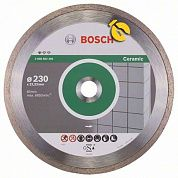 Диск алмазный сплошной Bosch Professional for Ceramic 230х22,23 мм (2608602205)