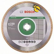 Диск алмазный сплошной Bosch Professional for Ceramic 230х25,4 мм (2608602538)